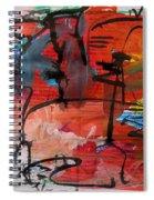 Landscape Sketch18 Spiral Notebook
