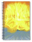 Landscape Sunrise Spiral Notebook