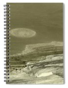 Landscape With Moon Spiral Notebook