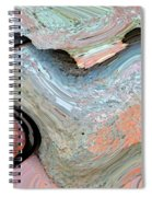 Landscape With Tree Spiral Notebook