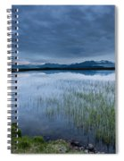 Landscape With Water Grass Spiral Notebook