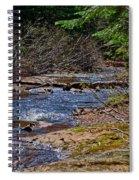 Landscape4 Juin 2018 Spiral Notebook
