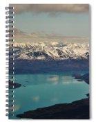 Landscapes Of Alaska Spiral Notebook