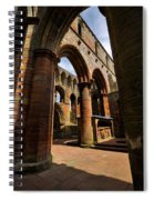 Lanercost Priory Spiral Notebook