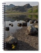 Langdale Pikes And Blea Tarn Spiral Notebook