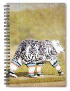 Language Bear Spiral Notebook