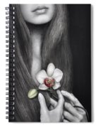 Language Of The Heart Spiral Notebook