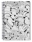Languid Spiral Notebook