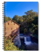 Lanterman's Mill Spiral Notebook