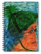 Lap Swim Spiral Notebook