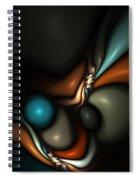 Lapidary Dream Spiral Notebook