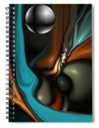 Lapidary Dream Revisited Spiral Notebook