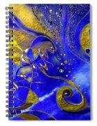 Lapis Lazuli Spiral Notebook