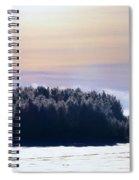Lappajarvi2 Spiral Notebook