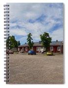Lappeenranta Fortress Spiral Notebook