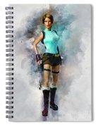 Lara Spiral Notebook