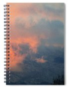 Wyoming Sunsets 2 Spiral Notebook