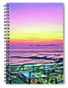 Larcomar Spiral Notebook