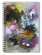 Large Color Fever Art23 Spiral Notebook