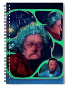 Large Marge Spiral Notebook