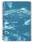 Largemouth Bass 8 Spiral Notebook