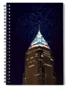 Largest Square Version Spiral Notebook