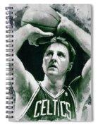 Larry Bird - 03 Spiral Notebook