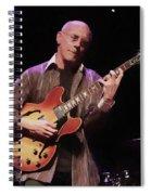 Larry Carlton Spiral Notebook