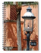 Las Olas Spiral Notebook