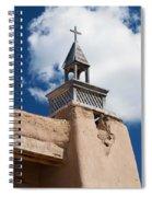 Las Trampas Church Spiral Notebook