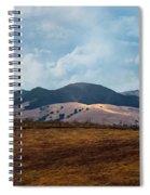 Las Trampas Hills Spiral Notebook
