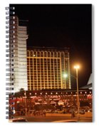 Las Vegas 1980 #11 Spiral Notebook