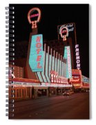 Las Vegas 1983 #4 Spiral Notebook