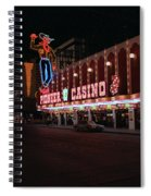 Las Vegas 1983 #5 Spiral Notebook