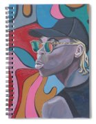 Las Vegas Dream Spiral Notebook