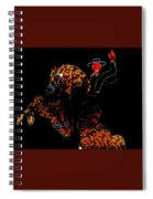 Las Vegas Lights Spiral Notebook