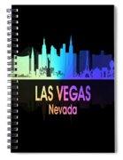 Las Vegas Nv 5 Vertical Spiral Notebook