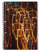 Las Vegas Strip 2148 Spiral Notebook