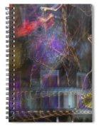 Las Vegas Strip 2182 Spiral Notebook
