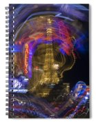 Las Vegas Strip 2224 Spiral Notebook