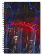 Las Vegas Strip 2302 Spiral Notebook