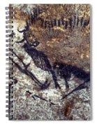 Lascaux: Bison Spiral Notebook