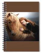 Lassie Spiral Notebook