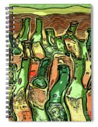 Last Call At The Cantina Spiral Notebook
