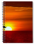 Last Call Spiral Notebook