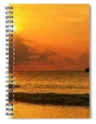 Last Curtain Call Spiral Notebook