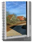 Last Glance Spiral Notebook