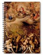 Last Judgment Spiral Notebook