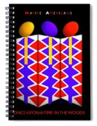 Last Of The Mohicans Spiral Notebook