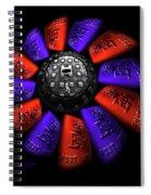 Last Orders Spiral Notebook